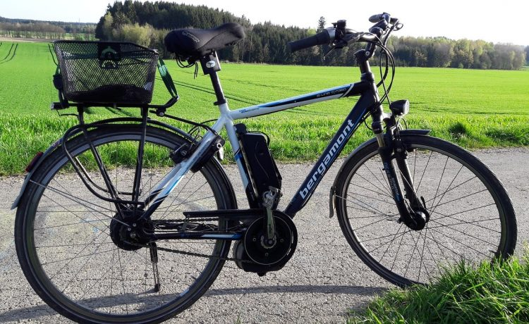 anschaf van een e-bike