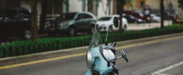 goed scooterslot