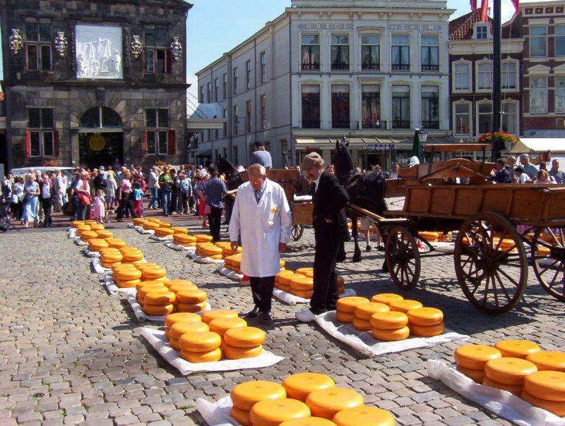 Goudse kaasmarkt