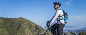 Mountainbiken in de Franse Pyreneeën