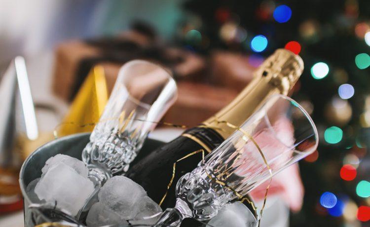 spetterend eindejaarsfeest