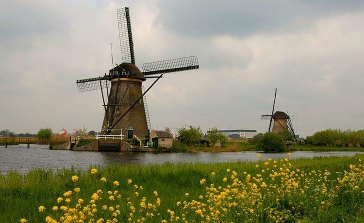 vakantie in Nederland