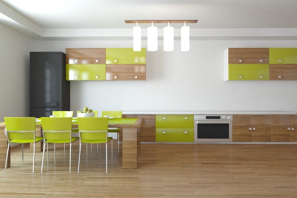 lichtplan keuken