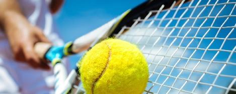 grote merken tenniswereld
