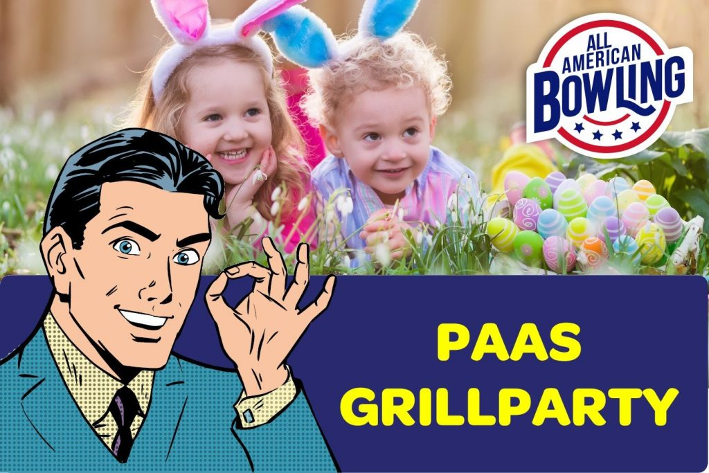 Baan paas Grillparty