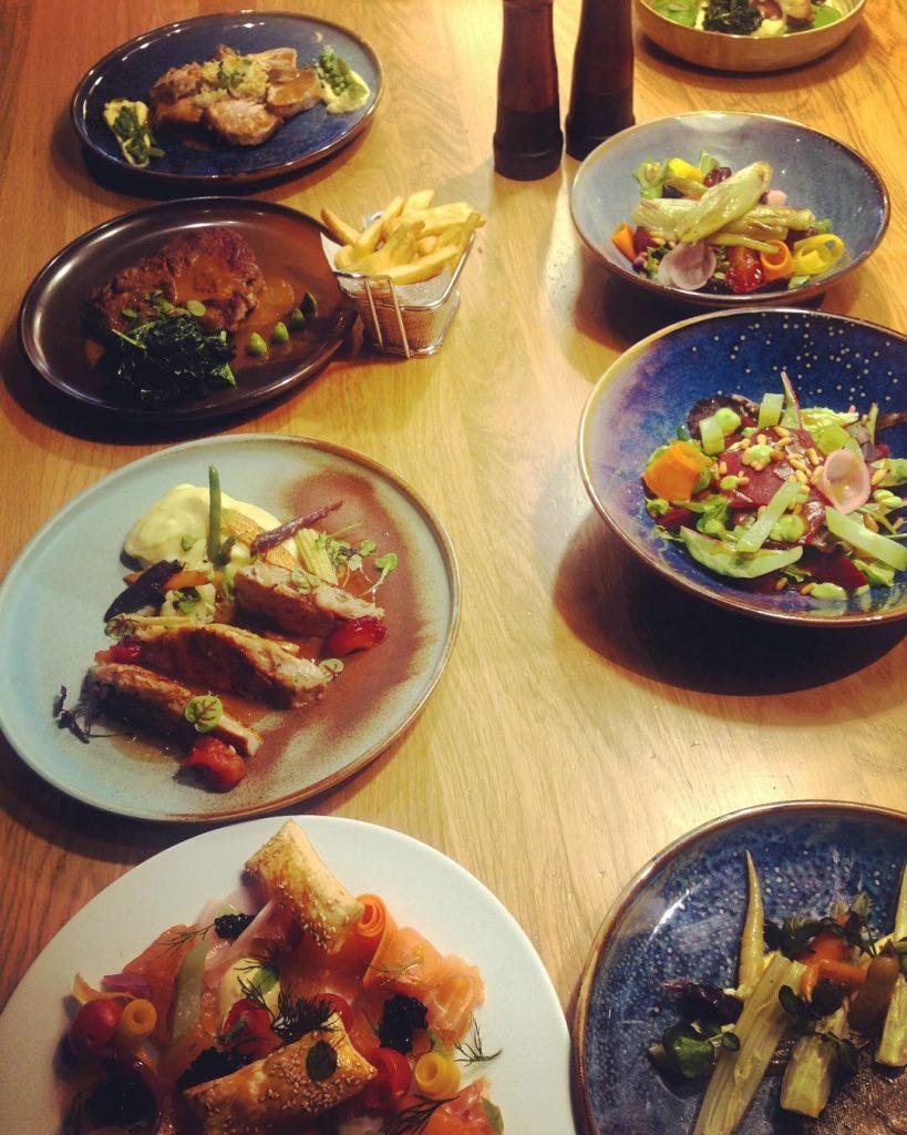 Scandinavisch tafelen in Amsterdam