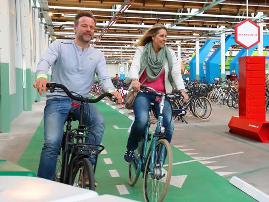 test rit elektrische fiets