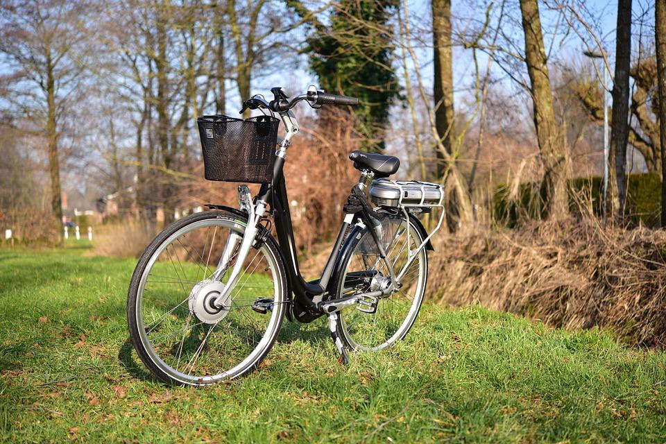 e-bike voorbeeld