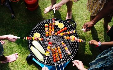 Inspiratie voor jouw tuinfeest