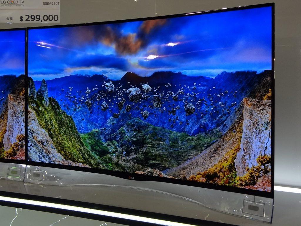 De voordelen van OLED TV