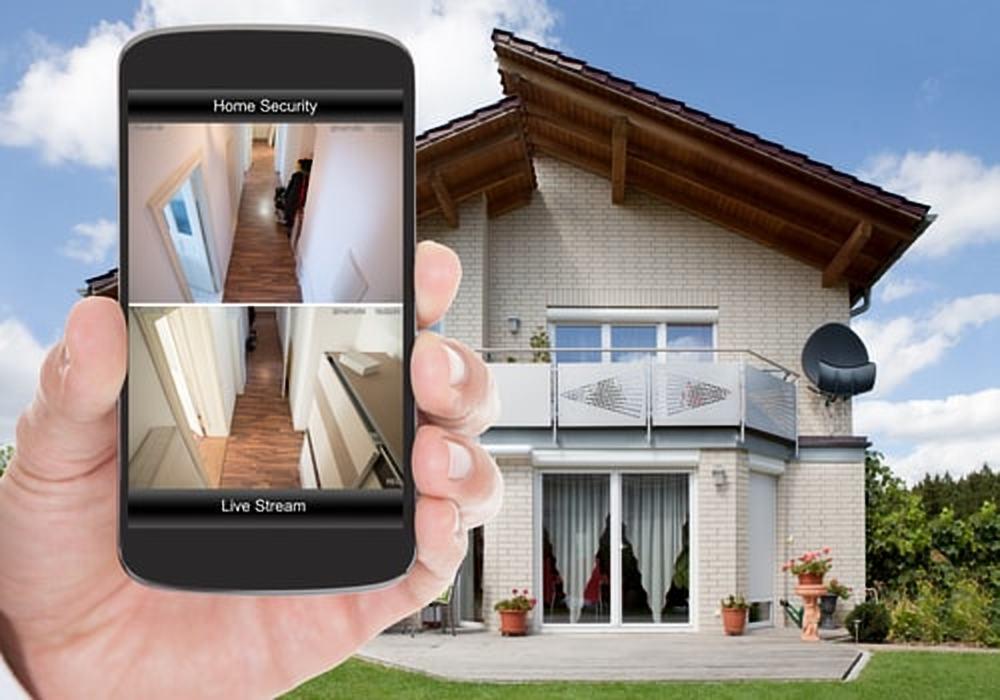 Installeer (slimme) camera's en alarmsystemen