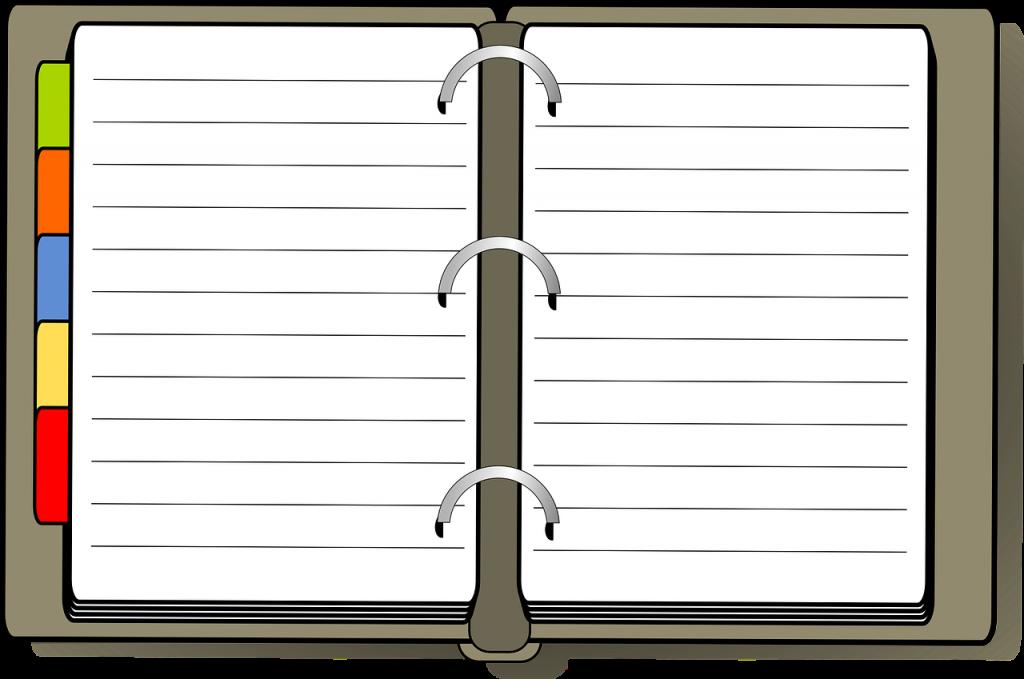 De juiste tabbladen voor je mappen