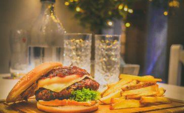 Online eten bestellen fast food